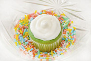 Anna Crowder - Green Cupcake