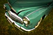 Antique Automobiles Photos - Green-eight by Jerry Golab