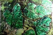 Fern Originals - Green Garden by Mindy Newman