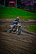Southwick Prints - Green Grass and Sand Print by Josh Sullivan