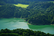 Sete Photos - Green Lake - Azores by Gaspar Avila