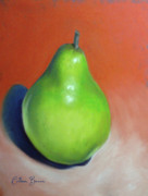Colleen Brown - Green Pear