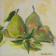 Carolyn Bell - Green Pears