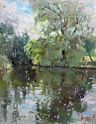 Ylli Haruni - Green Reflections