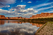 Sand Bar Framed Prints - Green River Canyonlands Framed Print by Scotts Scapes
