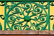 Christopher Holmes - Green Spirals