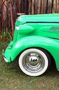 Antique Automobile Originals - Green with envy by Sophie Vigneault