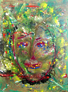 Ruth Beckel - Green Woman