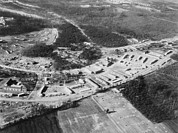 Works Progress Administration Art - Greenbelt, Maryland Was The First Model by Everett