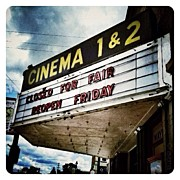 Signage Photos - Greenville Cinema by Natasha Marco