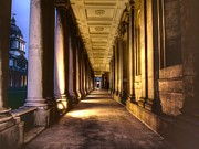 Greenwich Photos - Greenwich Royal Naval College  by David French