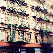 Greenwich Photos - Greenwich Village New York City by Kim Fearheiley