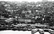 Unique View Prints - Greetings from Istanbul Print by John Rizzuto
