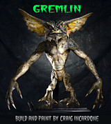 Movie Prop Originals - Gremlin Statue by Craig Incardone