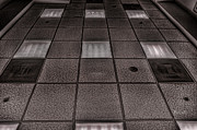 Grid Prints - Grid Print by Bob Orsillo