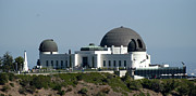 Outlook Photos - Griffith Observatory II by Malania Hammer