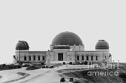 Griffith Framed Prints - Griffith Observatory, Los Angeles Framed Print by Science Source