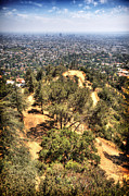 Griffith Park Prints - Griffith Park Print by Jessica Velasco