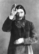 Gesture Posters - Grigori Efimovich Rasputin Poster by Granger
