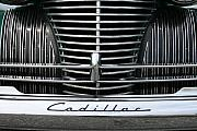 Caddy Posters - Grillwork Poster by Crystal Nederman