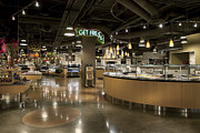 Grocery Store Photo Prints - Grocery Store Deli Print by Robert Pisano