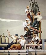 Gropper: Dam, 1939 Print by Granger