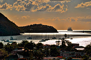 J R Baldini M Photog Cr - Gros Islet Village