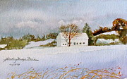 Harding Bush - Groton Farm Winter II
