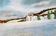 Harding Bush - Groton Farm Winter III