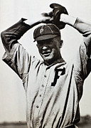 Phillies Photo Posters - Grover Cleveland Alexander Poster by Granger