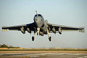 Prowler Photos - Grumman EA-6B Prowler BuNo 164402 NAF el Centro on October 24 2012 by Brian Lockett