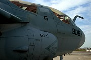Prowler Photos - Grumman EA-6B Prowler by Christopher Kirby