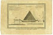 Guam Proa  Batiment Leger Des Isles Des Larron Print by Ex Anson