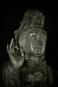 Religious Photo Originals - Guan Yin Bodhisattva - Goddess of Compassion by Christine Till