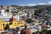 Maschmeyer Prints - Guanajuato City Print by Gloria & Richard Maschmeyer - Printscapes