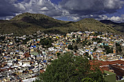 Guanajuato Vista No. 1 Print by Lynn Palmer
