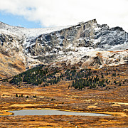 Bierstadt Photos - Guanella Pass Colorado by Bronze Riser