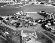 Guantanamo Bay Naval Base Print by Granger