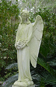 Marble Art - Guardian Angel by Suzanne Gaff