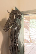 Door Sculpture Photos - Guardian by Viktor Savchenko