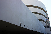 Guggenheim Photos - Guggenheim by David Bearden