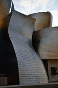 Contemporary Art Museum Photos - Guggenheim Museum Bilbao - 1 by RicardMN Photography