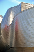 Contemporary Art Museum Photos - Guggenheim Museum Bilbao - 2 by RicardMN Photography