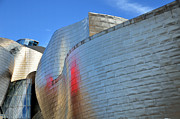 Contemporary Art Museum Photos - Guggenheim Museum Bilbao - 3 by RicardMN Photography