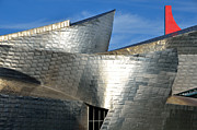 Contemporary Art Museum Photos - Guggenheim Museum Bilbao - 5 by RicardMN Photography