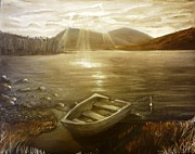 Fishing Pastels - Guidance by Josh Rowland