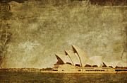 Opera House Framed Prints - Guided Tour Framed Print by Andrew Paranavitana