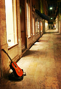 Jeanne  Woods - Guitar in the Alley