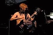 Rock Band Prints - Guitar player Print by David Lee Thompson