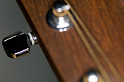 Guitar Tension Print by C Ribet
